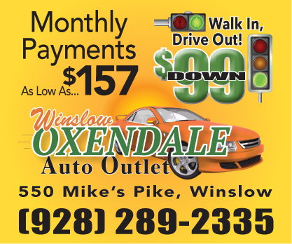 Winslow Oxendale Auto Outlet